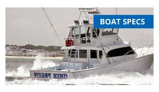 Charter Fishing Destin - The Finest Kind Charter Boat